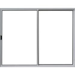 Imagens do produto Janela de Correr 2 Folhas sendo 1 Folha Fixa e 1 Folha Móvel